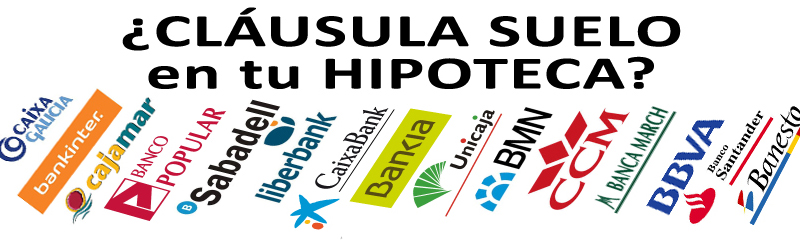 Cl usula suelo los bancos no contestan dom nguez for Clausula suelo hipoteca pagada