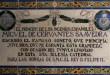 Sevilla, Felipe II y el soneto de Cervantes