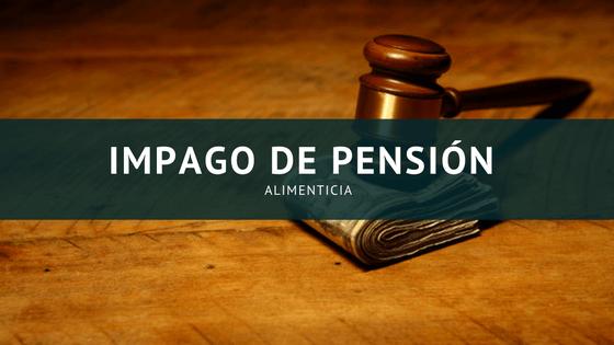 Impago-de-pensión-alimenticia-fondo de garantia de pension de alimentos-abogados demandas divorcio en jerez