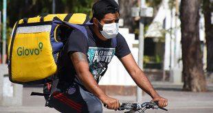 El Tribunal Supremo da la razón a los 'riders' de Glovo y dicta que son falsos autónomos