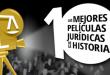 Las 10 mejores películas jurídicas